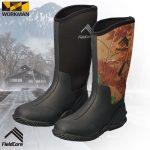 冬の釣りにワークマンの防寒ブーツ スノーマスがよさそう
