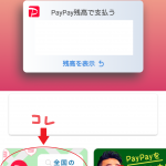 PayPayで釣り具やアウトドア用品を揃えたい