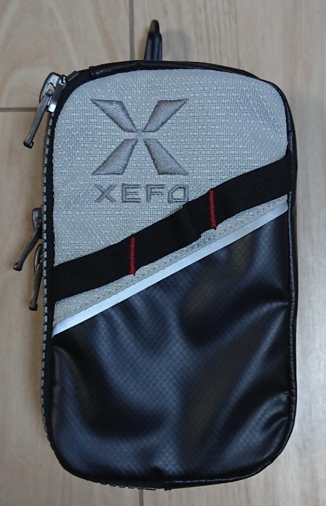 XEFO トリッパーゲームベスト 着脱式ポーチ