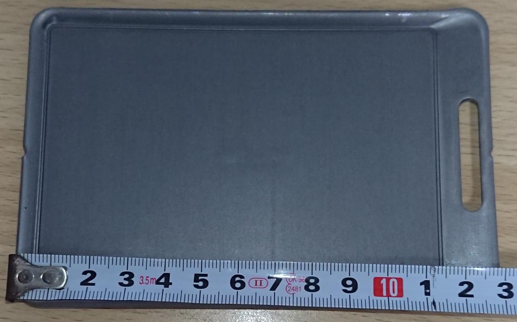 SHO'S 肉厚鉄板mini 横 13cm