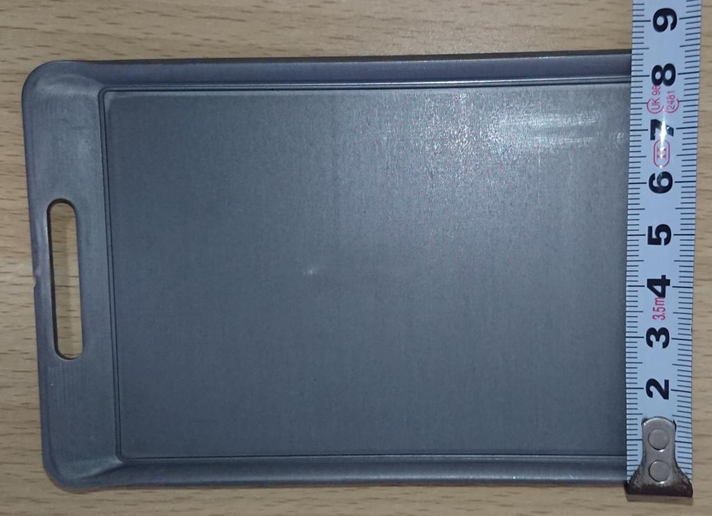 SHO'S 肉厚鉄板mini 縦 8.5cm