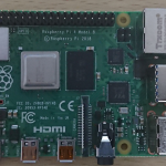 Raspberry Pi 4 Model B 4GB RAM element14版を買ったぞ