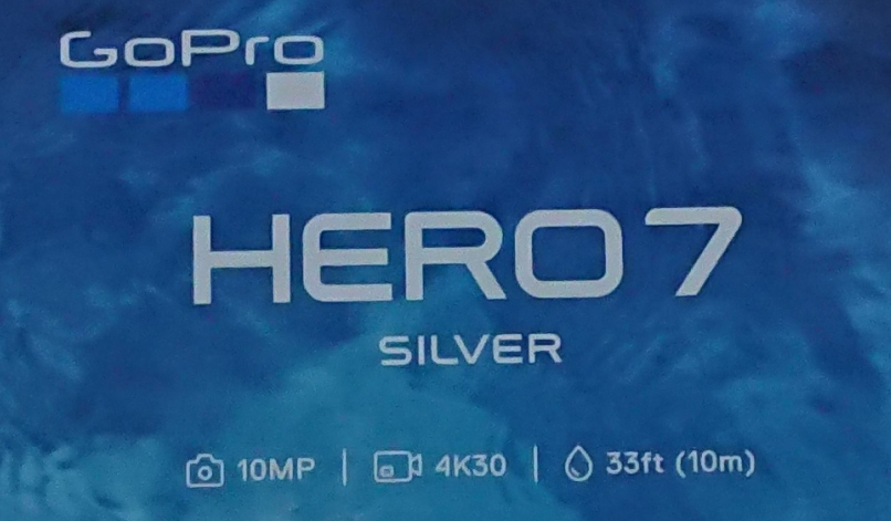 今更だけどGoPro HERO7 Silverを買ってみた