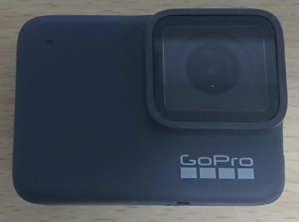 GoPro HERO7 Silver 正面